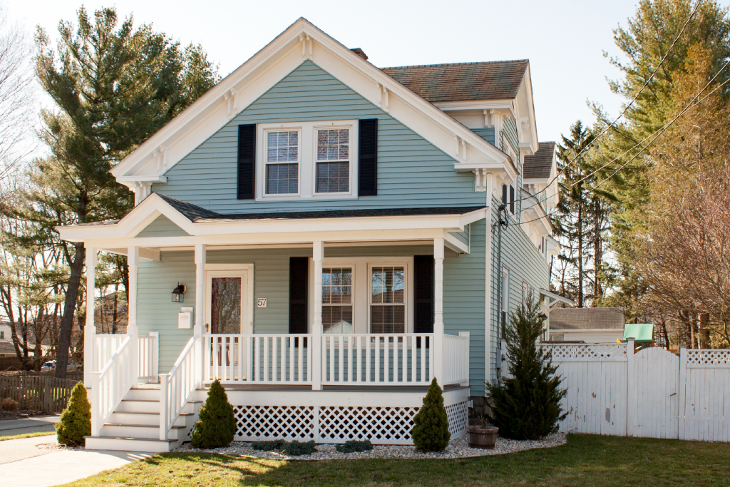 Just Sold - 57 Davis Street in North Andover